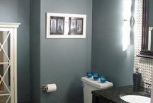 Bathroom Ideas / by Katie Salmi