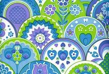 Patterns / by Marsha Levina