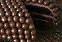 Chocolate! / by Vikki Pirie