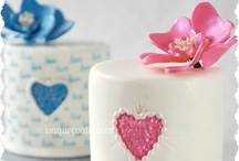 mini cakes / by Kate Savige