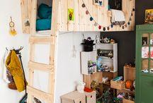 Kids bedrooms / by joanna raine