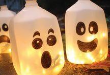 Halloween ideas  / by Mandy Miller