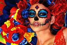 Dia De Los Muertos / by Amy Jordan Rader