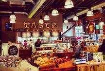 Farm Market & Cafe / by Kitty