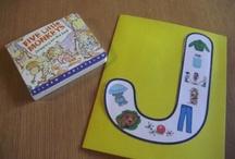 Jj and Kk Letter Activities / by Nikki Rosenzweig Hinkle