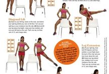 fitness and health / by Lori Defonte