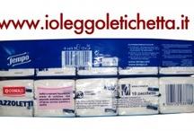 Lo sapevate che i fazzoletti Conad sono prodotti da SCA che produce anche i Tempo? / Chi non conosce i fazzoletti Tempo? Nati nel 1929 in Germania e lanciati in Italia negli anni '60. Noi li abbiamo messi a confronto con i fazzoletti Conad. Perché? Sono fabbricati entrambi da SCA Hygiene Products Spa. La confezione di 12 pacchetti di fazzoletti Tempo 1,99 € circa 0,17 € a pacchetto. La confezione di 10 pacchetti Conad 1,10 ovvero 0,11 € a pacchetto. Un risparmio del 35% Entrambi i prodotti sono fabbricati da SCA Hygiene Products Spa.  / by Io leggo l'etichetta 1400€ di risparmio