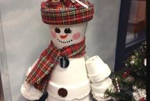 Snowman / by Gail Follmer