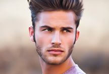 men' s hair / by Marieke Van berlo