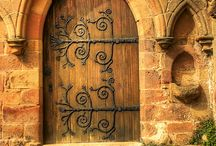 Drop Dead Gorgeous Doors, Gates and Windows / by Shadow Dog Designs