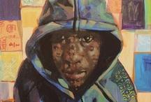 I AM  ... Trayvon Martin / by Valerie Ayres Wallick