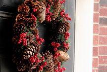 Christmas Wreath  / by Michelle Kazmierzak
