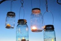 Mason Jars / by Elizabeth Moore