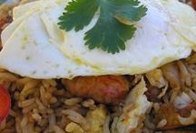 Asian Recipes / by Kathy Gleason