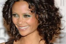 Our top celeb curly-spiration / Our top picks...celeb hair envy! / by Curlformers