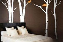 bedroom / by Alena Dubielew