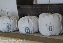 Fall Decor / by Amanda Nickerson