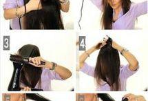 Hair / by Lineé Aragon