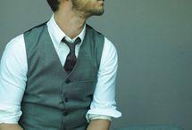 Vêtements pour hommes / Men's style, fashion, apparel ect... / by Saundie Gehrt
