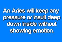 Aries ♈ / by keeley dennis