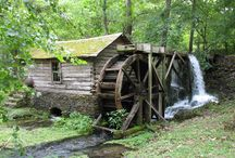 Down By The Old Mill Stream! / by Nancy Pate