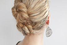 Hairstyles / by Amanda Ayala