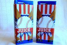 Baseball Goodies / by Lauren Head