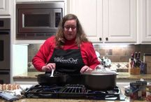 COOKING VIDEOS / by Eve Malley