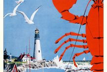 New England / by Tina Johnson