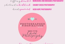 {Child Photography Inspiration} | The Photographer Pinspiration Series / by Laura Winslow
