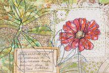 Thread Painting / by Cheryl Allen