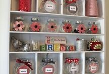 Home Organization... / by Roberta Aranda DeTomasi