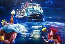 DREAM....sail away, sail away, sail away. / Family Vacation / by Joann Grosskopf