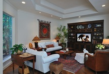 Clean & Warm Home Interiors / by Ashley M
