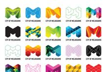 Logos | Branding | Identity | Icons / by Mirela Terce