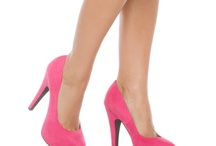 Shoes : Wanted/Owned / by Priscilla Ines