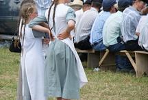 Amish / by Melissa Nicol