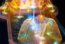 Fountains / waterfalls / by Ideal2wear