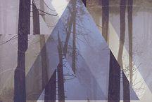Triangles / by Ryan Bousfield