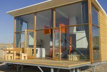 Bijzonder Plekje | Strandhuisjes / De leukste strandhuisjes van Nederland / by Bijzonder Plekje