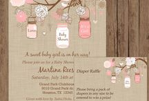 Baby Shower for Hannah & Ellie  / by Kimberly Harris