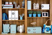 Organizing Ideas / by Kathy Conrad