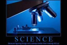 Science and Other Nerdy Stuff / Science, Nature and Science Fiction/Fantasy. Nerdy Enough? / by Elizabeth Rall