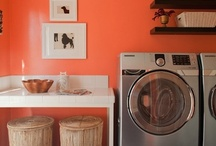 Laundry Room Inspiration / by roomcandyboutique