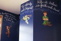 Nursery/Play room Ideas♥ / For the far far future  / by Hailey Earnhardt