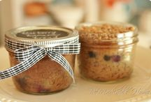 {recipes: food gifts} / by Betsy Smith