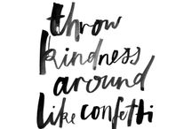 Kindness Project / by Genoa Blankenship
