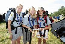 Girl Scouts / by Nicole Hebbel