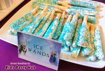 Frozen party / by Heidi Reybrouck