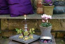 Purdy patio thoughts ... / by Jen Witt Millette